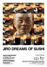 En el sótano de un edificio de oficinas de Tokio, Jiro Ono, un maestro de sushi de 85 años, trabaja incesantemente en su prestiogioso restaurante Sukiyabashi Jiro. Su hijo Yoshikazu se enfrenta a la presión que supone suceder a su padre y hacerse cargo de tan legendario restaurante. Entretanto, Jiro persigue incansable su búsqueda de la pieza de sushi perfecta.