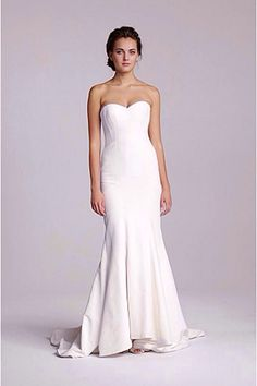 Nicole Miller Dakota Size 2 New Wedding Dress | Still White