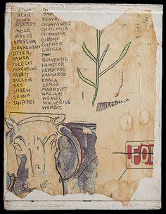 Basquiat's Notebooks Now on Show at Brooklyn Museum: JuxtapozBasquiat07.jpg