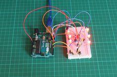 Willst du auch einen elektronischen Würfel bauen? www.mymakerstuff.de #arduino #tutorial by mymakerstuff