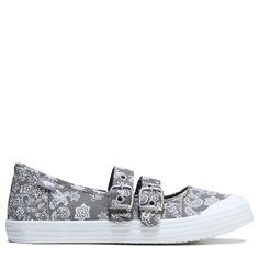 01725155049e7 Rocket Dog Women s Cool It Sneakers (Grey Print) Rocket Dogs