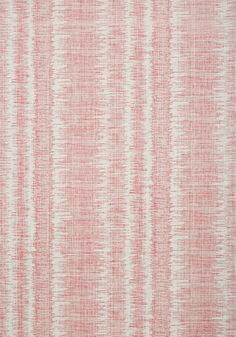 DANUBE IKAT, Pink, T88738, Collection Trade Routes from Thibaut