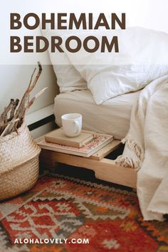 Create the bohemian bedroom of your dreams. - boho style - boho bedroom decor - boho chic - bedroom ideas - bohemian bedroom decor - boho chic inspiration bedroom decoration - boho living room - bedroom diy #bohobedroom #bohochic #bedroomdecorideas Bohemian Bedroom Decor, Boho Living Room, Living Room Bedroom, Boho Decor, Dream Master Bedroom, Bohemian Interior Design, Boho Style, Home Accessories, Nest