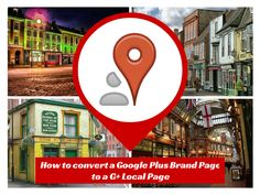 Did you create the wrong type of Google Plus page and now missing out on the power of local search?  Convert your non-local Google Plus Page to a Google Local Page with Map connection - here's how