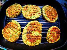 Burgery z ciecierzycy – wegańskie i bezglutenowe