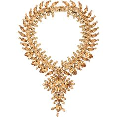 Givenchy Strass Crystal Collar Necklace-$2,995.00