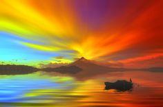 """Color Splash"" by Dacel Andes, via 500px."