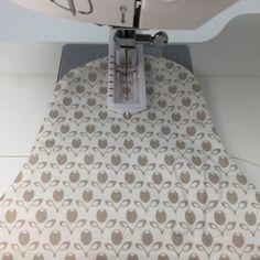 Come cucire lo strofinaccio da cucina con Sara Poiese Dish Towel Crafts, Dish Towels, Pattern Pictures, Sewing Stitches, Mattress, Home Appliances, Diy, Furniture, Home Decor