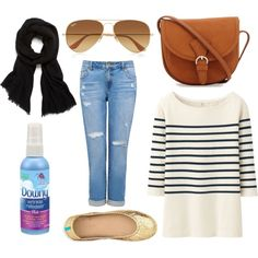 THE travel outfit by