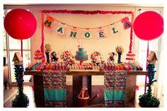 festa infantil aniversario 1 ano