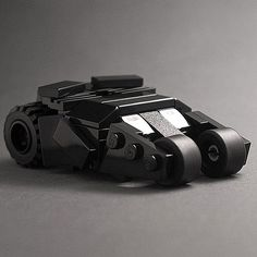 Probably The Coolest & Smallest Batman LEGO Tumbler Replica Ever #lego