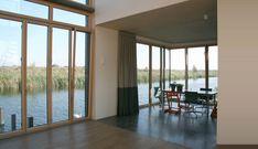 IP Company - Leverancier van hout/aluminium kozijnen, ramen, puien en deuren