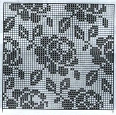 This Pin was discovered by Müz Fair Isle Knitting Patterns, Fair Isle Pattern, Knitting Charts, Weaving Patterns, Knitting Stitches, Knitting Designs, Knitting Projects, Crochet Patterns, Crochet Curtains
