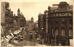 070765:Blackett Street Newcastle upon Tyne Unknown Undated | Flickr - Photo Sharing!