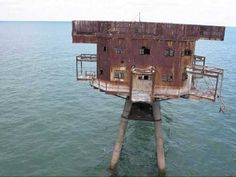 The Maunsell Sea Forts