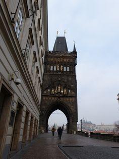 Ingresso ponte vecchio