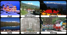 We are sure that you have never explored these hill stations, Take a break & EXPLORE!
