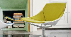 space chair Fotos: Republic of Fritz Hansen #lime