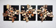GALLERY Wood Wall Art Decor, Wood Art, Modern Art Paintings, Modern Wall Art, Solid Gold Dancers, Wood Design, Modern Design, Jazz Cat, White Acrylic Paint