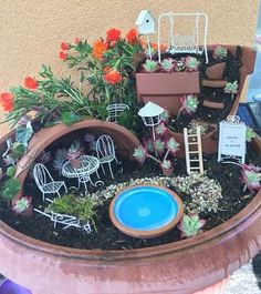 50+ Fairy Garden Ideas_14