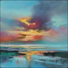 • Scott Naismith •  one of my new favorite landscapists.