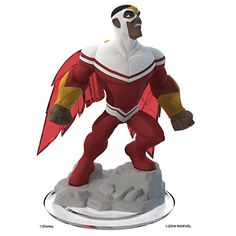 Disney INFINITY Marvel Super Heroes (2.0 Edition) Falcon Figure