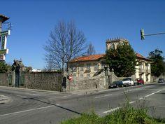 Blog de mjfs :PORTO CIDADE INVICTA, Casa da Quinta de S. Gens - Senhora da Hora - Matosinhos