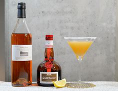 The Classic Sidecar has the perfect balance of sweet and sour, and the cognac on which it's based seems quite appropriate as the weather cools off. Try it!