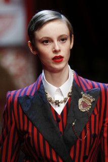 Dolce & Gabbana детали | Коллекции весна-лето 2018 | Милан | VOGUE