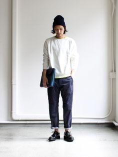 nanamica Soft Shell Pants
