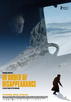 In Order of Disappearance (2014) Film Poster