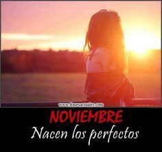 Noviembre...