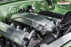 Holden -HR-engine -2 Forged Pistons, Time Warp, Sump, 24 Years, Circle Of Life, Drag Cars, Barn Finds, Over The Years, Chevy