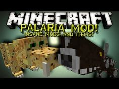 Minecraft Mods - PALARIA MOD!! INSANE MOBS AND ITEMS!!