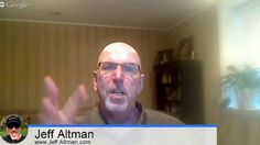 Hangout with Jeff Altman, The Big Game Hunter: Preparing for the Next Re...
