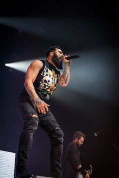 Skillet, Sevendust and Pop Evil at Mission Ballroom Denver