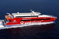 Hellenic Seaways 2013 ferry schedules from Agios Konstantinos to Skiathos, Skopelos and Alonissos