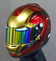 "Arai GP-6S ""Ironman"" 2014 by YF Design"