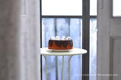 Chiffon cake alla zucca… halloween!