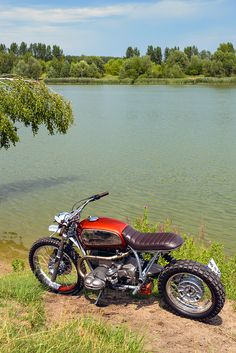 BMW R100 GS by Urban Motor