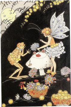 'The Florist Shop' by Margaret Clark