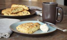 The scone that won't stick to the back of your throat.