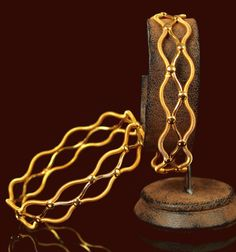 Gold Bangles latest jewelry designs - Page 11 of 13 - Jewellery Designs