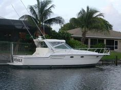 1998 Tiara 3700 Open BR3998 for sale