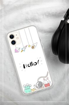 Hello – iPhone Hülle – The Lovely Things Lovely Things, Phone Cases, Iphone Case Covers, Phone Case