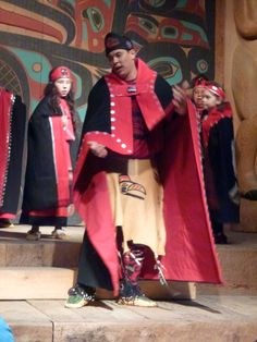 Tlingit Clan dances