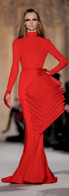 HAUTE COUTURE - Stéphane Rolland Couture Spring/Summer 2012
