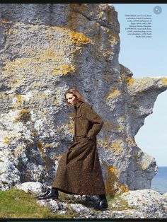 Perfectly Formed - Harper's Bazaar UK October  Karlina Caune by Thomas Lohr