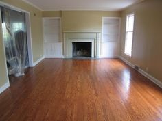 Great tutorial on refinishing wood floors