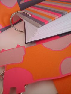 papersome: Stationery.Libros en blanco. taccuinos